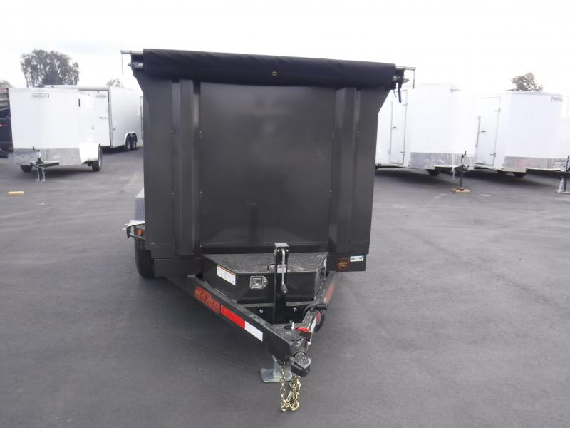 2019 MAXXD 10X60 DUMP Dump Trailer in Ashburn, VA