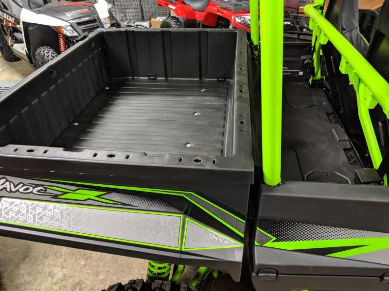 2018 Textron Off-Road Havoc X Utility Side-by-Side (UTV)
