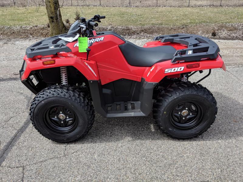 2018 Textron Off-Road Alterra 500 ATV