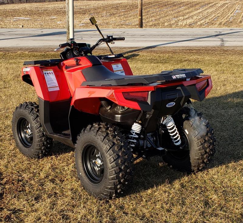 2018 Arctic Cat Off-Road Alterra 700 ATV
