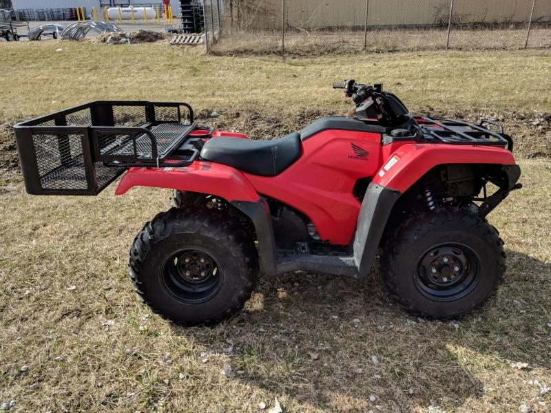 2014 Honda Rancher 400 EPS ATV