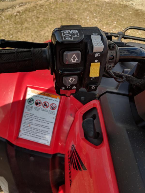 2014 Honda Rancher 400 EPS ATV
