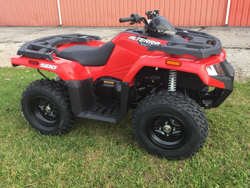 2018 Textron Off-Road 500 Alterra ATV