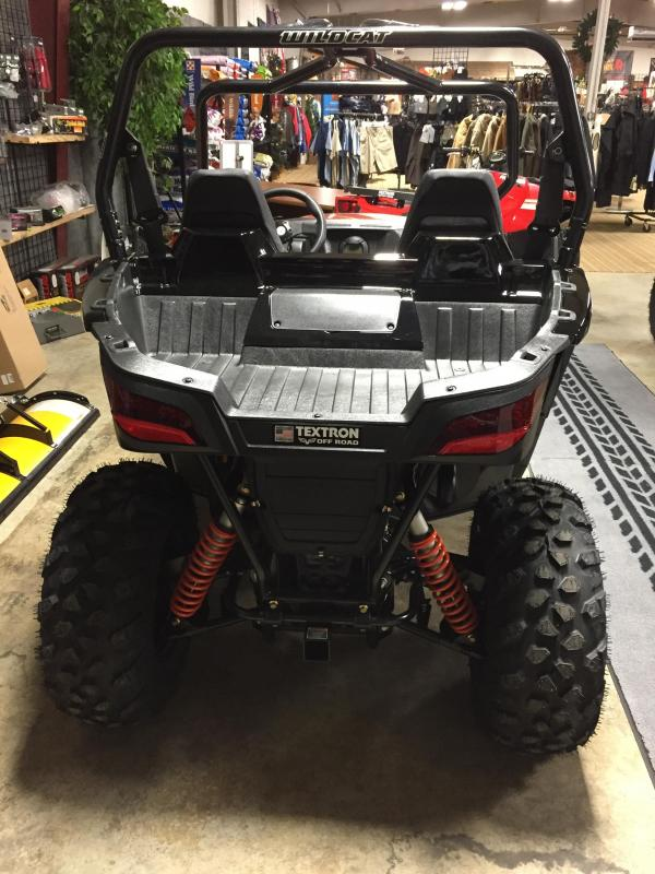2018 Arctic Cat Off-Road Wildcat Trail XT Utility Side-by-Side (UTV)