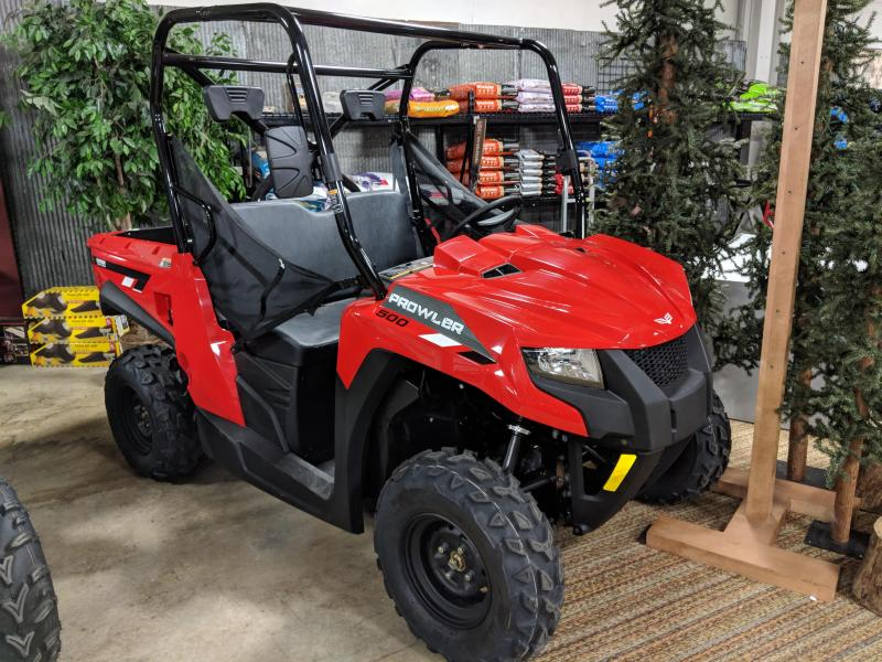 2018 Textron Off-Road Prowler 500 Utility Side-by-Side (UTV)