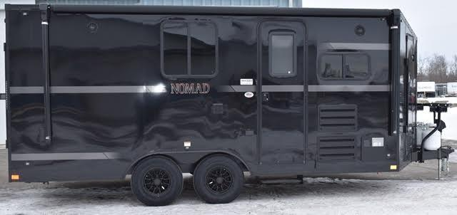2019 Stealth Trailers Nomad Toy Hauler