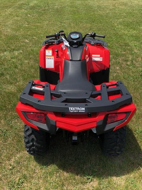 2018 Textron Off-Road 500 Alterra ATV