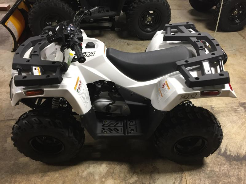 2018 Textron Off-Road Alterra 90 ATV
