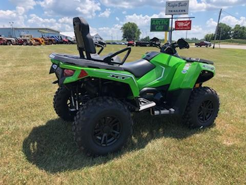 2017 Arctic Cat 700 Alterra TRV EPS