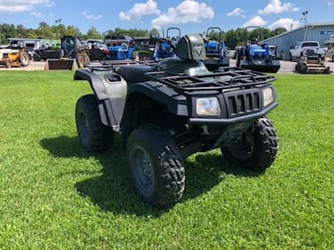 2004 Arctic Cat 650 V-Twin 4x4 Auto