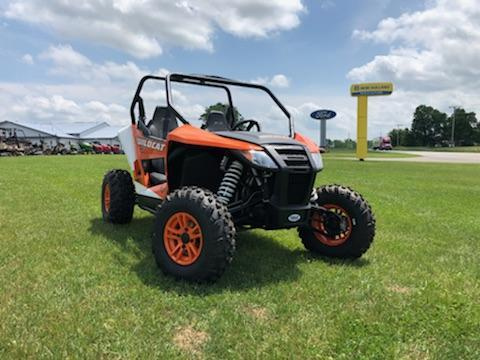 2018 Textron Off-Road Wildcat Sport XT Utility Side-by-Side (UTV)