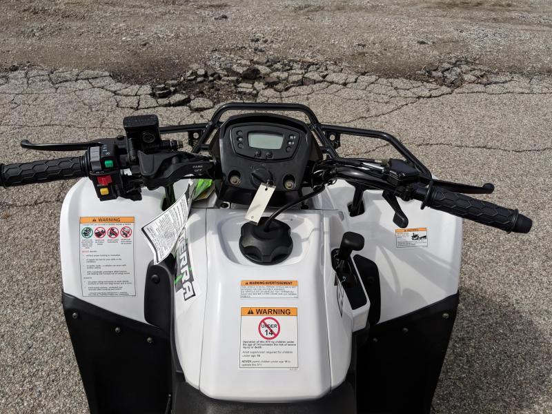 2018 Textron Off-Road Alterra 150 ATV