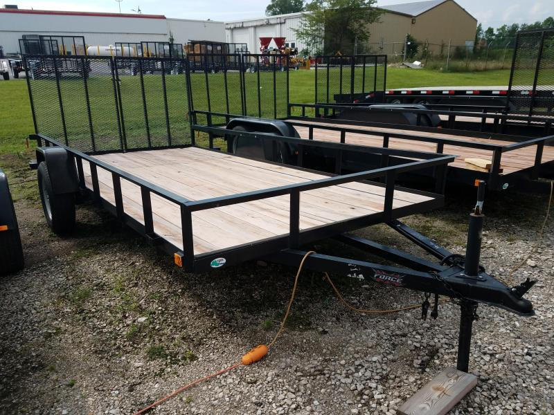2016 Force USASG6514 Utility Trailer