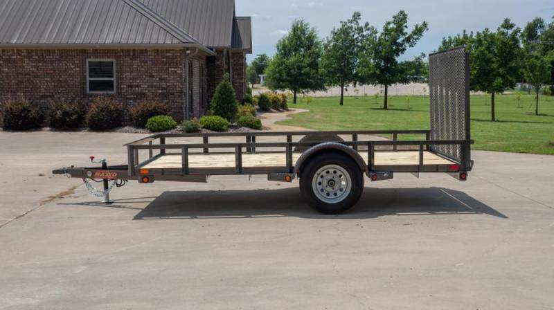 "2018 Maxxd Trailers 10'X61"" Utility Trailer   ******HAVE EVERY SIZE YOU MAY NEED IN STOCK******"