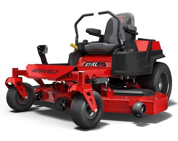2018 Gravely ZT XL 52- KAWASAKI Lawn/ Zero Turn Mower in Ashburn, VA