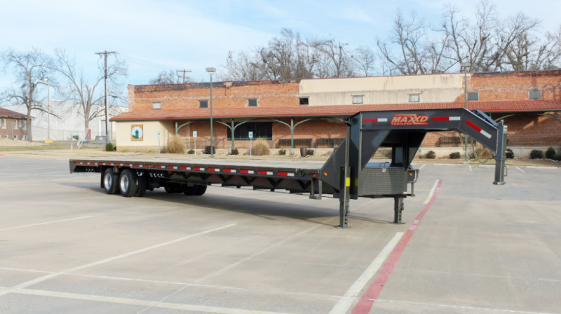 "2019 Maxxd Trailers 32'X102"" Flatbed Trailer Dual Tandem   ******HAVE EVERY SIZE YOU MAY NEED IN STOCK******"