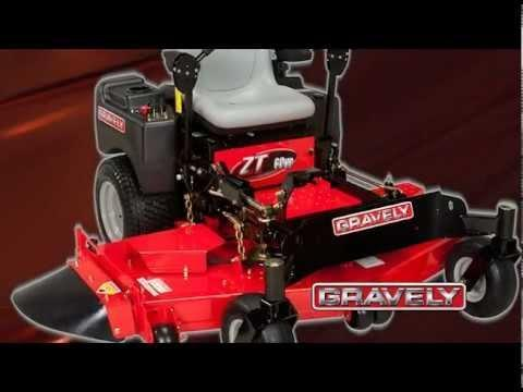 2018 Gravely ZT HD 60- KAWASAKI Lawn/ Zero Turn Mower