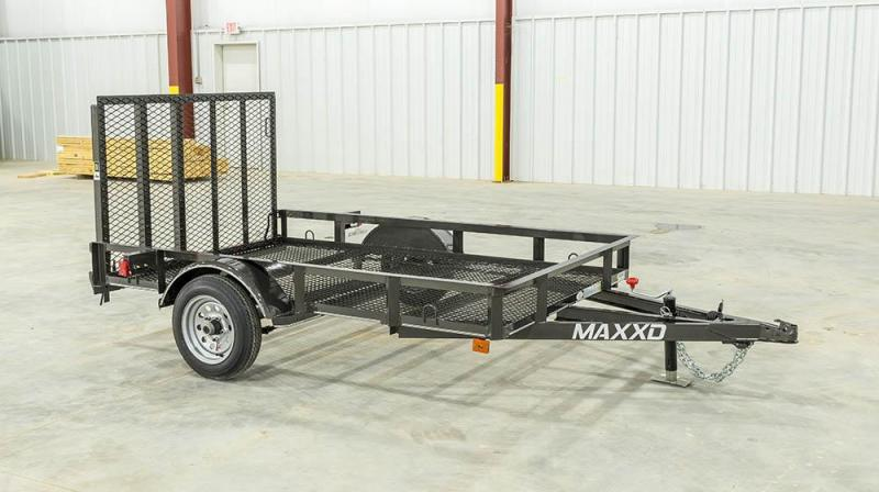 """2018 Maxxd Trailers 8'X61"""" Utility Trailer ******HAVE EVERY SIZE YOU MAY NEED IN STOCK******    in Ashburn, VA"""