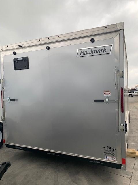 2019 Haulmark TSV8516T2 Car / Racing Trailer