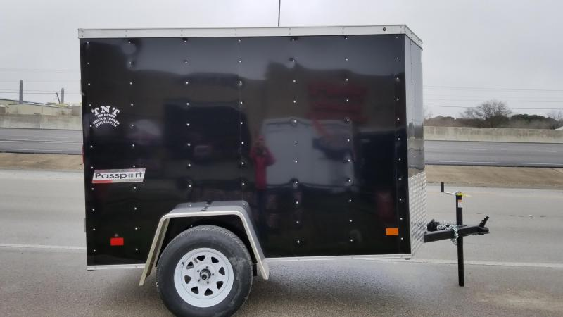 2018 Haulmark PPT5X8DS2 Cargo/ Enclosed Trailer  ******HAVE EVERY SIZE YOU MAY NEED IN STOCK******       in TX