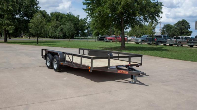 """2018 Maxxd Trailers 16'X77"""" Utility Trailer  ******HAVE EVERY SIZE YOU MAY NEED IN STOCK******"""