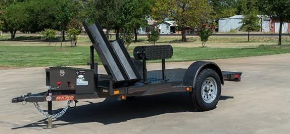 2019 MAXXD 10X61 Other Trailer