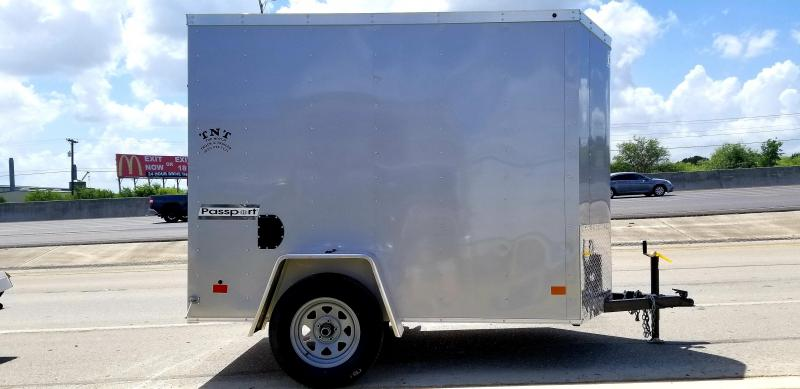 2018 Haulmark PPT5X8DS2 Cargo/Enclosed Trailer   ******HAVE EVERY SIZE YOU MAY NEED IN STOCK******           in TX