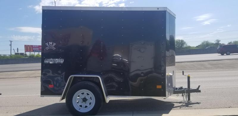 2019 Haulmark PPT5X8DS2 Cargo/Enclosed Trailer   ******HAVE EVERY SIZE YOU MAY NEED IN STOCK******