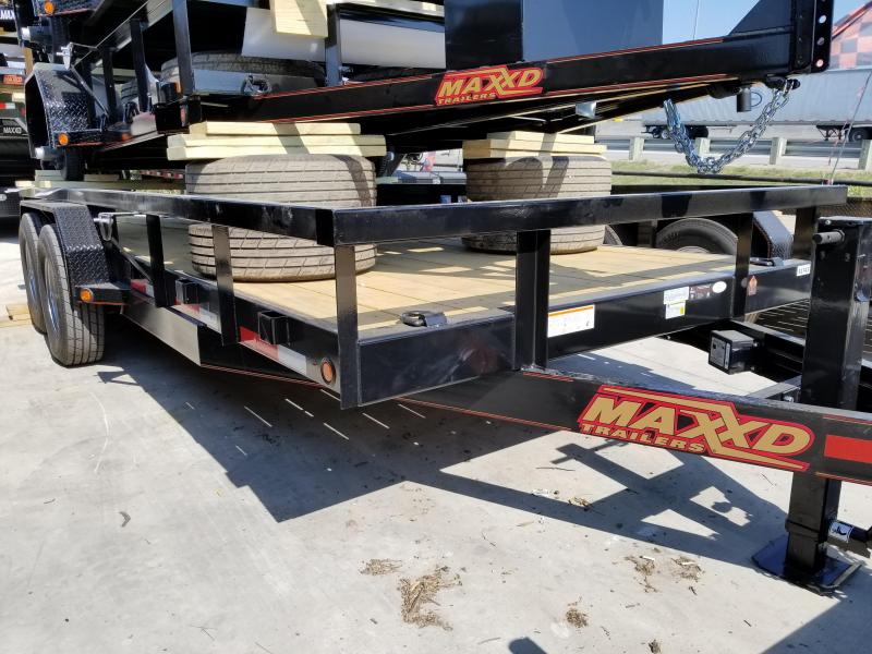 """2018 Maxxd Trailers 18'X83"""" Car / Racing Trailer ******HAVE EVERY SIZE YOU MAY NEED IN STOCK******"""