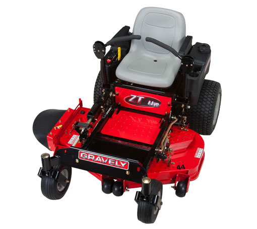 2018 Gravely ZT HD 44 Zero Turn Mower in Ashburn, VA