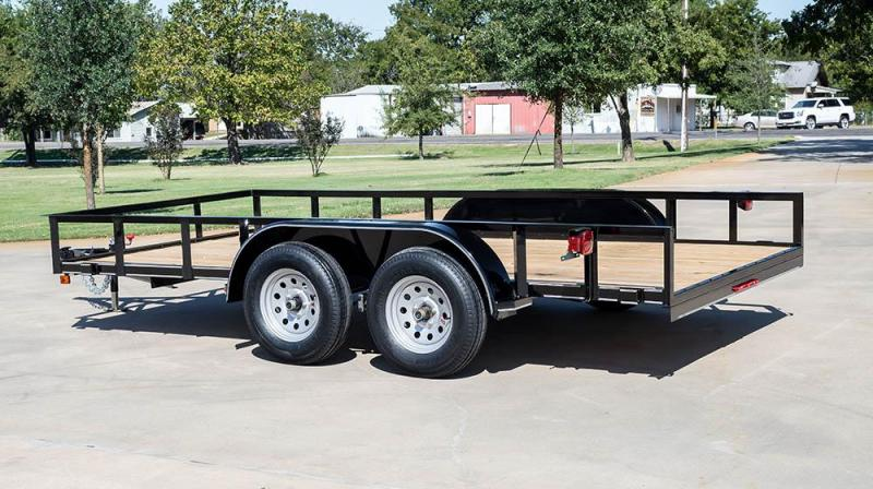 """2018 Maxxd Trailers 18'X83"""" Utility Trailer  ******HAVE EVERY SIZE YOU MAY NEED IN STOCK******"""