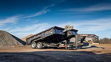 "2019 MAXXD 12'X83"" Dump Trailer   ******HAVE EVERY SIZE YOU MAY NEED IN STOCK******"