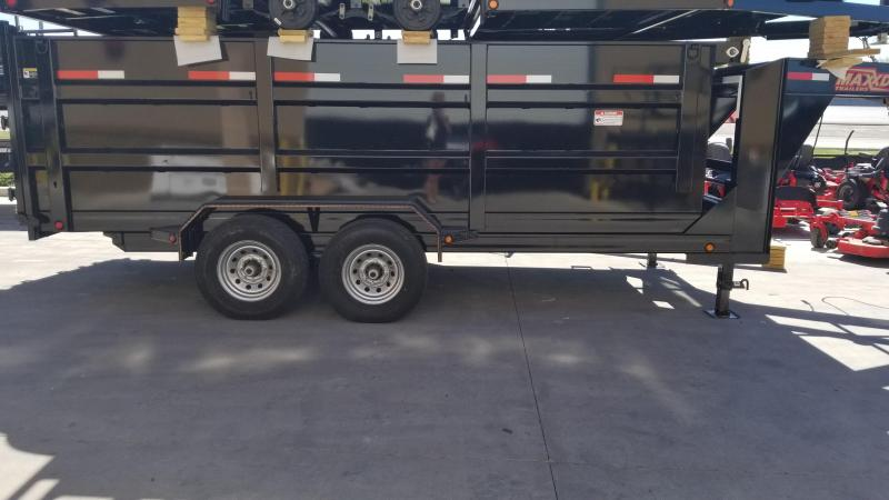 "2018 Maxxd Trailers 16'X83"" Dump Trailer  ******HAVE EVERY SIZE YOU MAY NEED IN STOCK******"