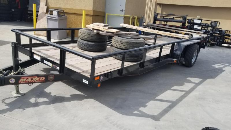 "2017 Maxey 20'X83"" Utility Trailer   ******HAVE EVERY SIZE YOU MAY NEED IN STOCK******      in Ashburn, VA"