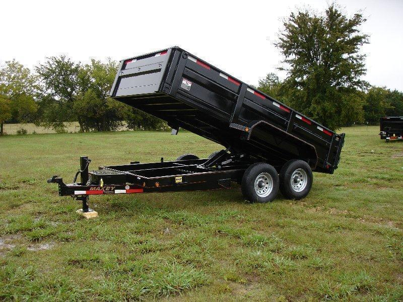 "2018 Maxxd Trailers 16'X83"" Dump Trailer  ******HAVE EVERY SIZE YOU MAY NEED IN STOCK******  in Ashburn, VA"