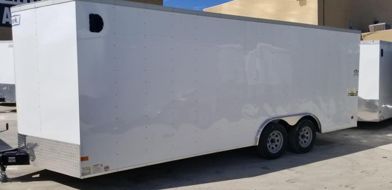 2020 Haulmark PP8520T2 Enclosed Cargo Trailer   ******HAVE EVERY SIZE YOU MAY NEED IN STOCK******