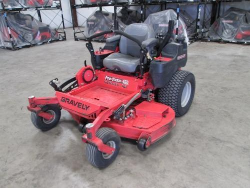 2018 Other Gravely PRO-TURN 460- KAWASAKI FX921 Lawn/ Zero Turn Mower in Ashburn, VA