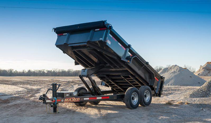"""2019 MAXXD 16'X83"""" Dump Trailer     ******HAVE EVERY SIZE YOU MAY NEED IN STOCK****** in Ashburn, VA"""