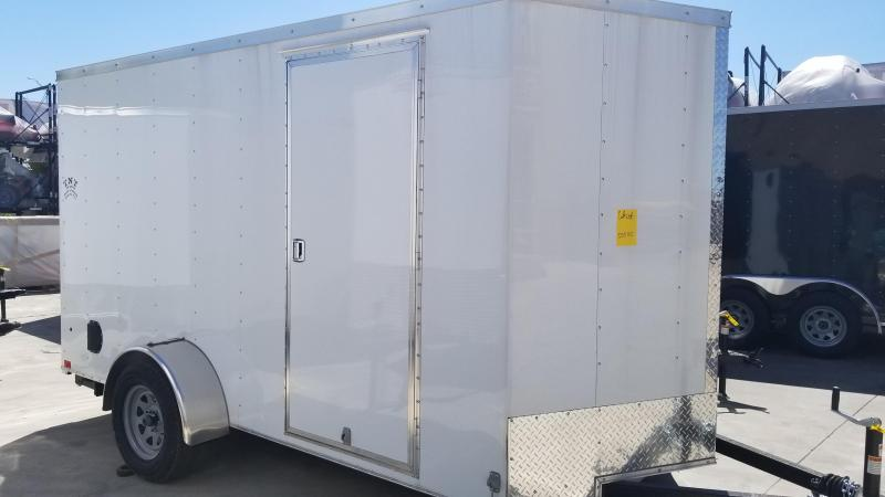 2018 Haulmark HMVG612S 6X12 Enclosed Cargo Trailer   ******HAVE EVERY SIZE YOU MAY NEED IN STOCK******