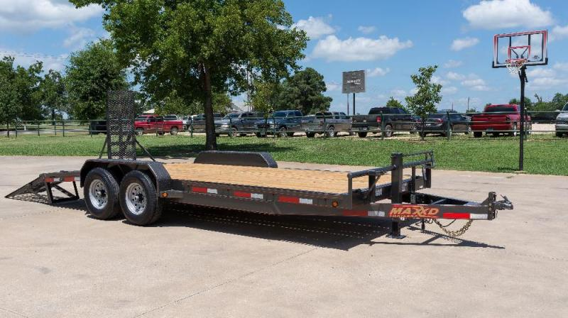 """2018 Maxxd Trailers 20'X83"""" Car / Racing Trailer  ******HAVE EVERY SIZE YOU MAY NEED IN STOCK******"""