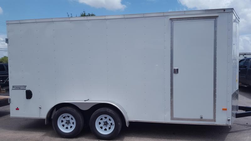 2018 Haulmark PPT7X16DT2 Cargo/Enclosed Trailer   ******HAVE EVERY SIZE YOU MAY NEED IN STOCK******         in TX