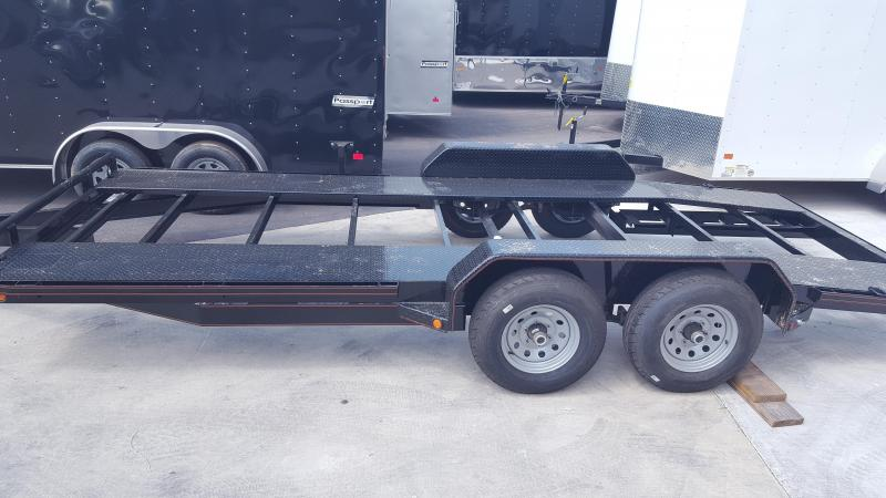 "2017 Maxey 18'X83"" Car / Racing Trailer ******HAVE EVERY SIZE YOU MAY NEED IN STOCK******  in Ashburn, VA"