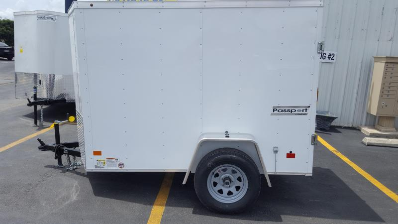 2017 Haulmark PPT5X8DS2 Cargo Enclosed trailer******HAVE EVERY SIZE YOU MAY NEED IN STOCK******