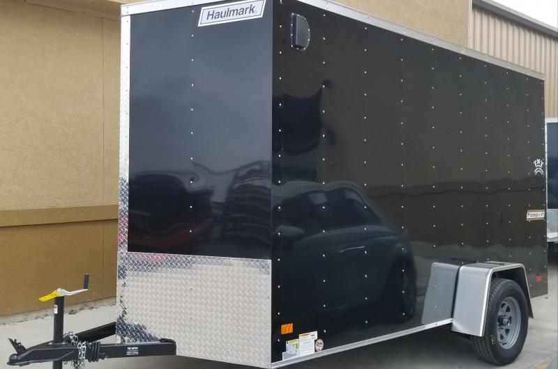 2018 Haulmark PPT6X12DS2 Cargo/Enclosed Trailer  ******HAVE EVERY SIZE YOU MAY NEED IN STOCK******   in TX