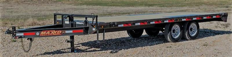 """2018 Maxxd Trailers 20'X102"""" Flatbed Trailer  Trailer******HAVE EVERY SIZE YOU MAY NEED IN STOCK******"""