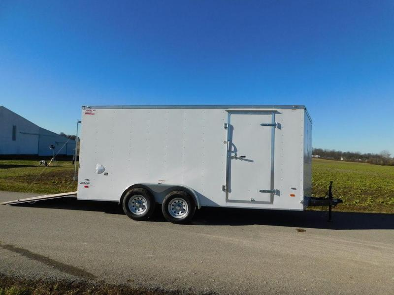 2019 American Hauler Arrow AR716TA2 Enclosed Cargo Trailer