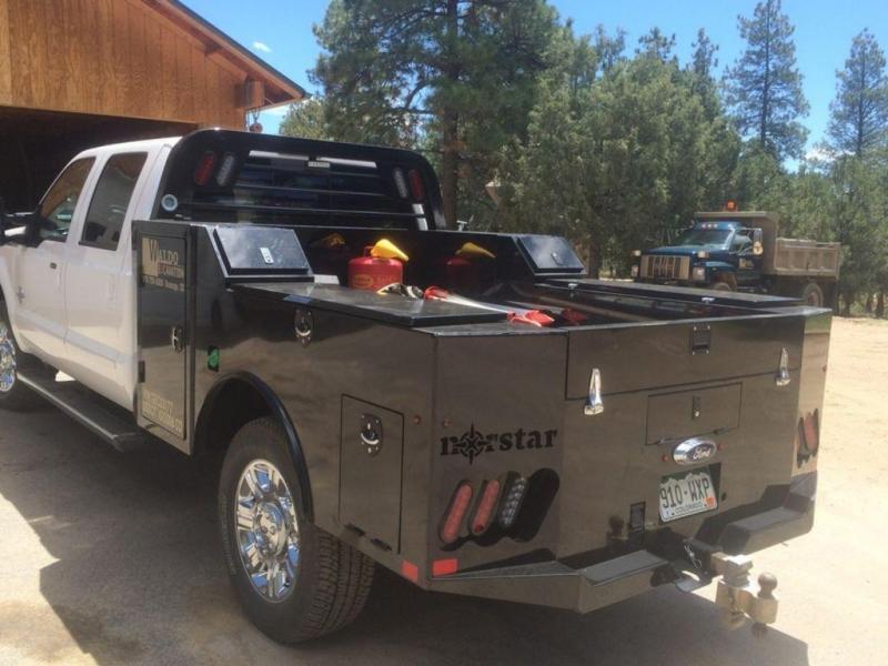 """2019 Norstar SD Service Truck Beds 90"""" x 9'4"""""""