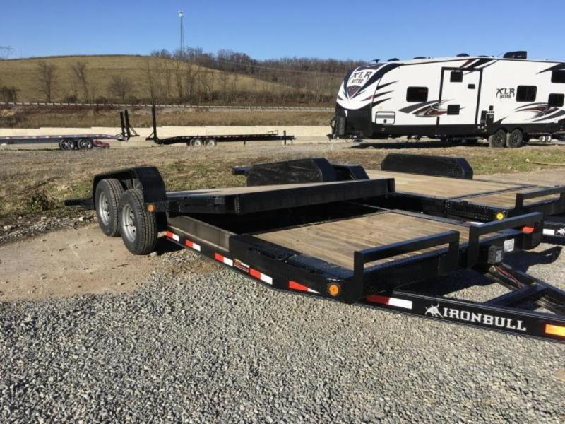2019 Iron Bull TLB14 22' Tilt Equipment Trailer | S and S