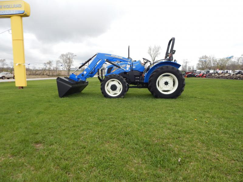 2017 New Holland Workmaster 70 Tractor W/ 84