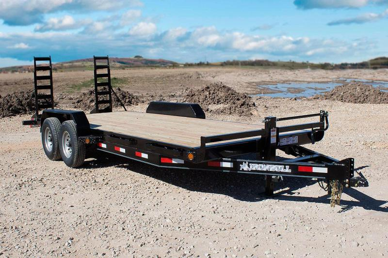 83 x 18 Equipment Trailer 14K